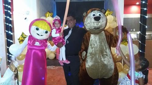 shows infantiles paw patrol ,unicornio,  masha y  oso trolls
