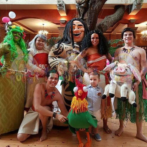 shows infantiles pequeñitos(moana, trolls, coco, ladybug)