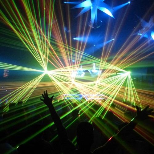 shows laser 3d para eventos 15 años boliches fiestas