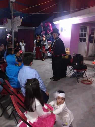 shows magos fiestas