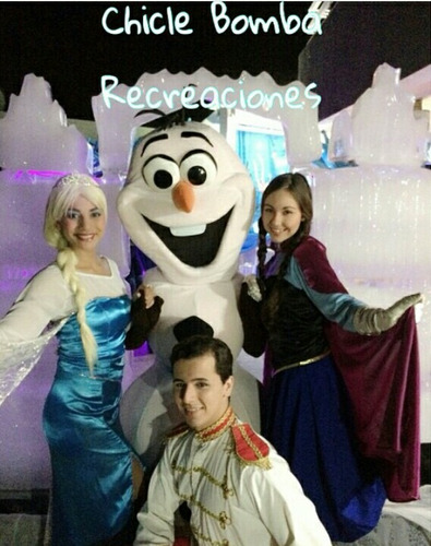 shows : moana , rapunzel , descendientes , recreacion