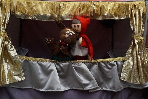 shows navideños en ciudad de méxico con títeres de guante