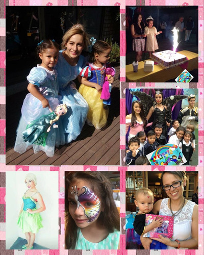 shows super heroes,vengadores, frozen,princesas,pintacaritas
