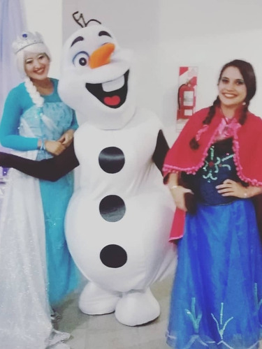 shows y animacion infantil. frozen, princesas, héroes, etc.