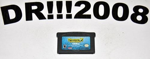shrek 2 original para game boy advance!!!