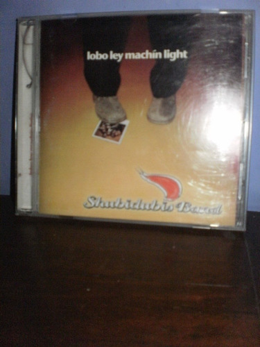 shubidubis band - lobo ley machín light cd nacional
