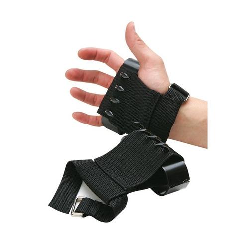 shukos ninjitsu garras ninja con brazalete ajustable acero