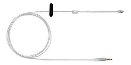 shure eac-ifb cable auricular eac-ifb enrollado con presilla