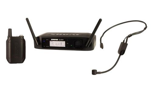 shure glx-d sistema de auriculares inalámbricos digitales