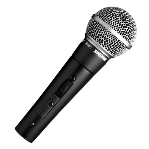 shure microfono sm58 con switch original envio gratis