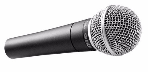 shure para microfone