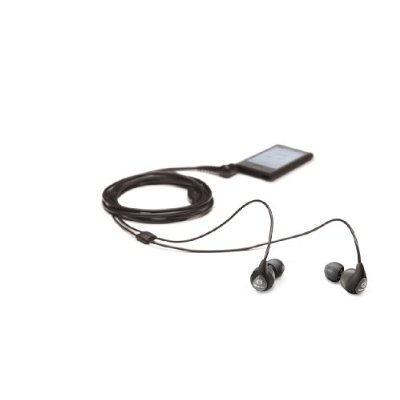 shure se112-gr auriculares aislantes del sonido con la sola