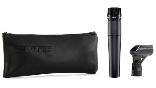 shure sm57-lc micrófono dinámico cardioide instrumentos 6pag