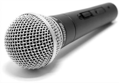 shure sm58-lc micrófono dinámico unidireccional vocal cuotas