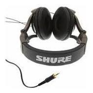 shure srh550 dj auricular profesional para dj