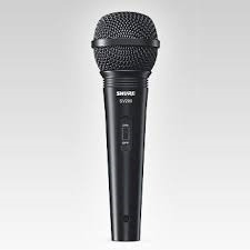 shure sv200 microfono de mano                   envio gratis