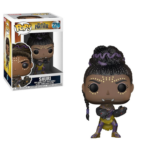 shuri funko pop marvel black panther