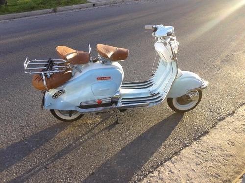 siambretta ld 125 cc 1961 1961