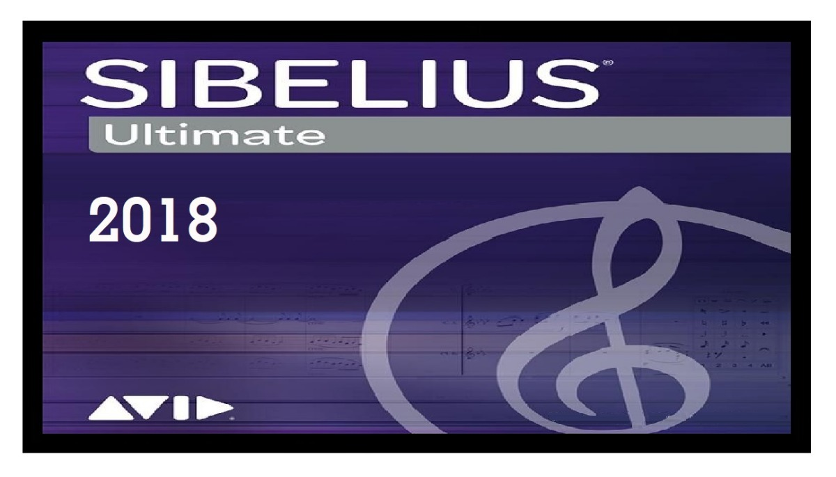 Sibelius Ultimate 2018 Español Windows X64