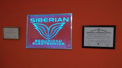siberian seguridad electrónica (venta e instalaciones)