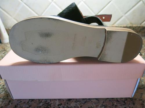sibyl vane zapato chatita