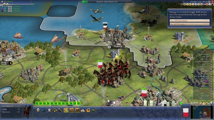 Sid Meiers Civilization 4 Iv The Complete Edition - Pc