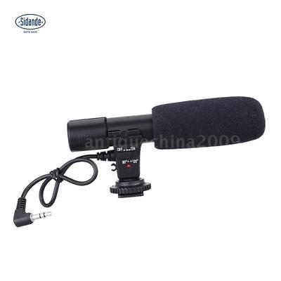 sidande mic-01 cámara de video digital dv videocámara