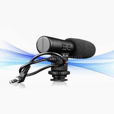 sidande mic01 cámara de video digital dv studio videocámara