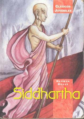 siddhartha - hermann hesse.