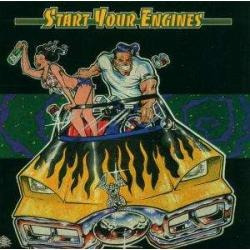 side one dummy -start your engines  (cd importado)