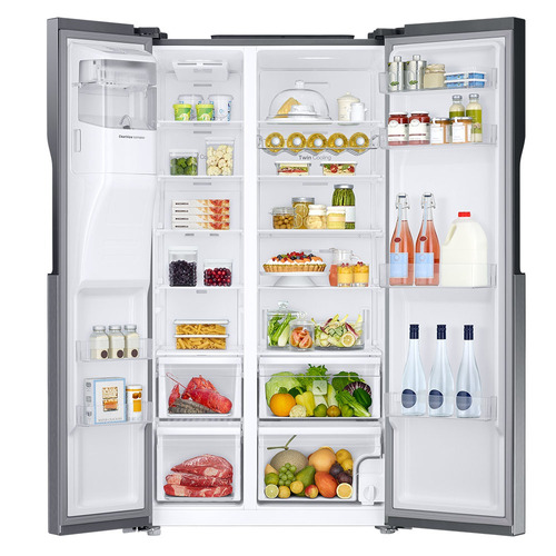 side samsung refrigerador side