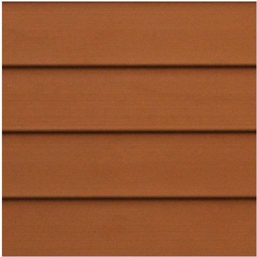 Siding pvc d 4revestimiento exterior color madera 4 for Revestimiento exterior en madera