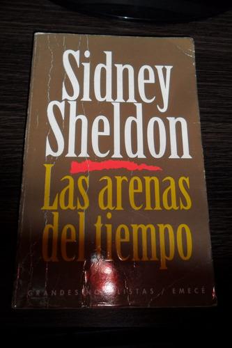 sidney sheldon las arenas del tiempo usado no es de bolsillo