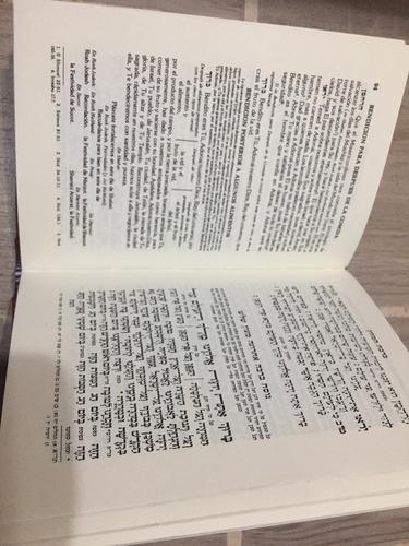 sidur tehilat hashem con traducción al castellano y hebreo
