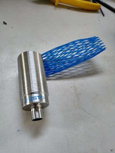 siea-m30b-ui-s sensor indutivo festo saída 0-10v e 4-20ma