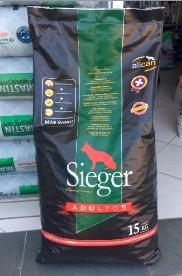 sieger adulto 15 kilos unomasdelafamilia