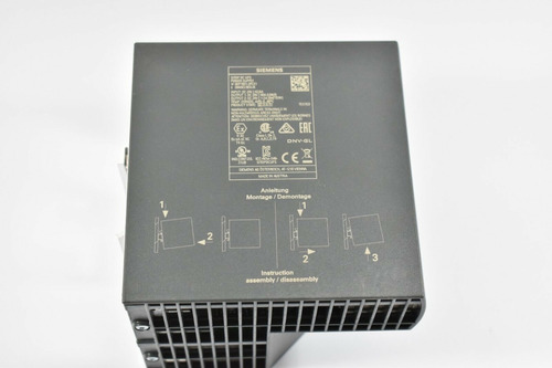 siemens 6ep1931-2fc21 sitop dc ups power supply 24 vdc 40a
