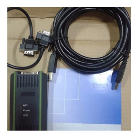 Siemens Clp S7 Dp/ppi/mpi/profibus 6es7 972-0cb20-0xa0 Ihm