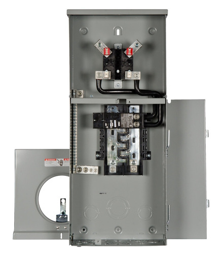 siemens mc0816b1200t 8 space, 16 circuit, 200 amp combina