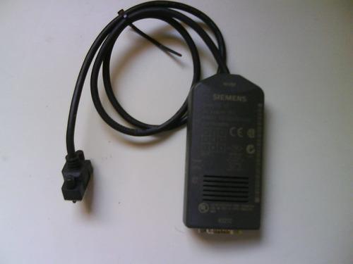 siemens s7-300/400 cabo 6es7 972-0ca33-0xa0 ts adapter