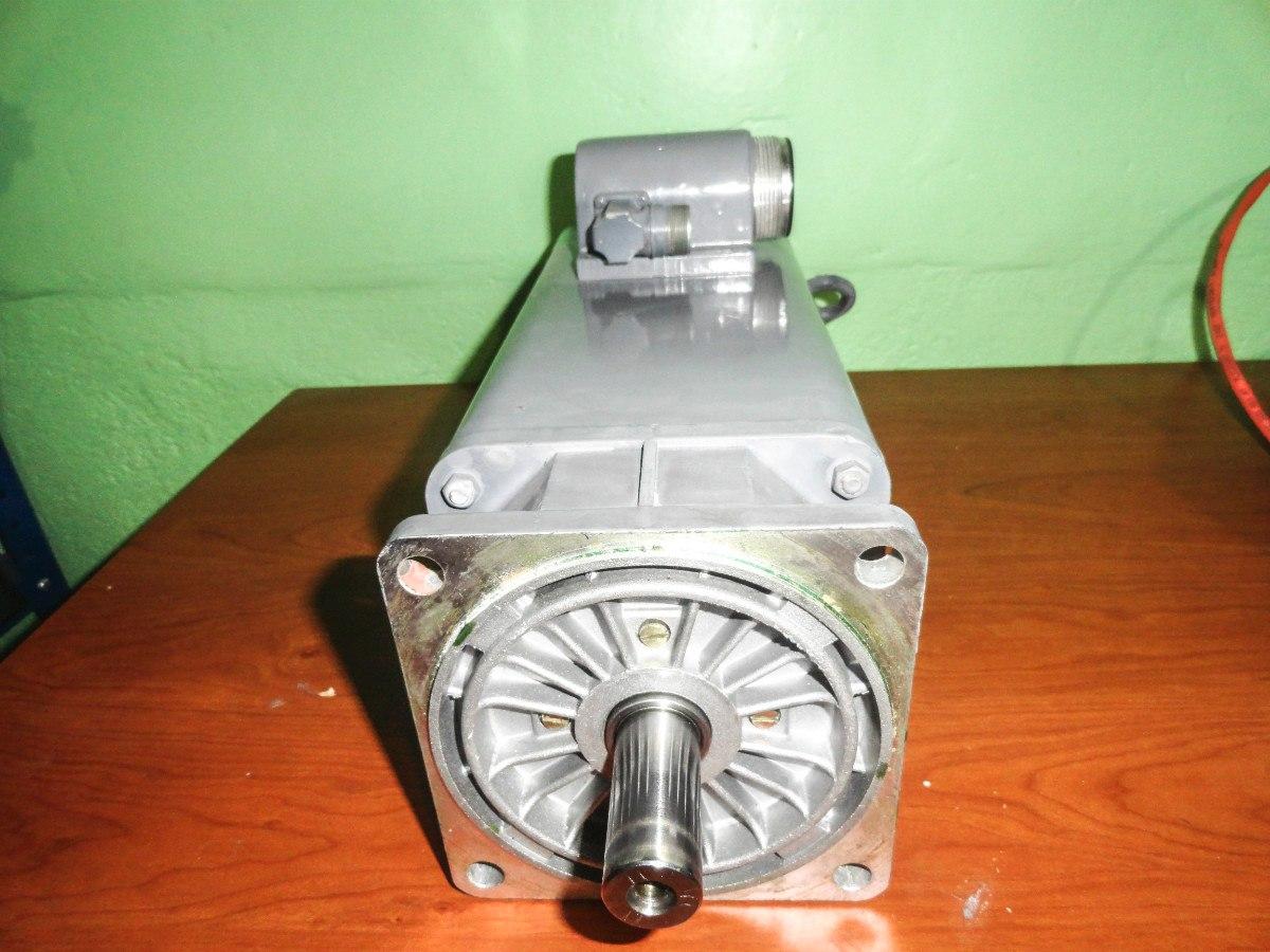 Siemens Servo Motor 1ft5076 0af71 1 Z 3000 Rpm 19 000