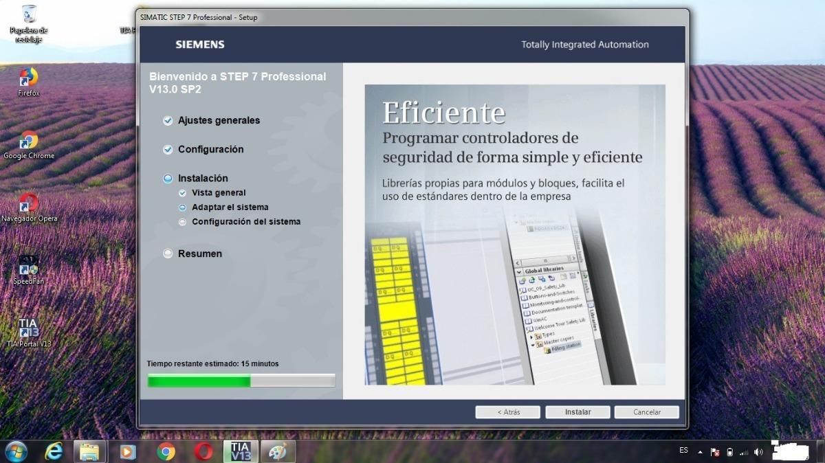 Siemens Tia Portal V13 Sp2 Completo Envio Gratis