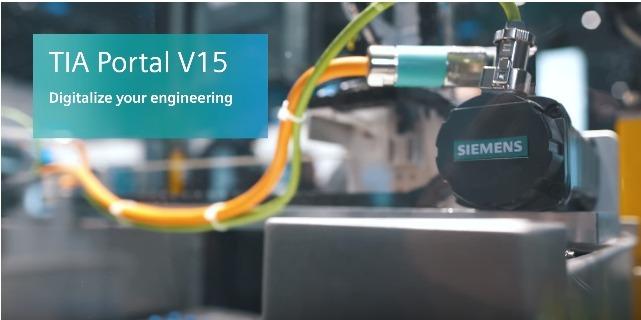 Siemens Tia Portal V 15