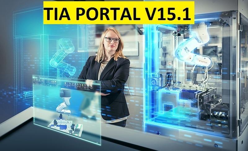 Siemens Tia Portal V15 1 V14 Sp1 (envio Gratis) (link)