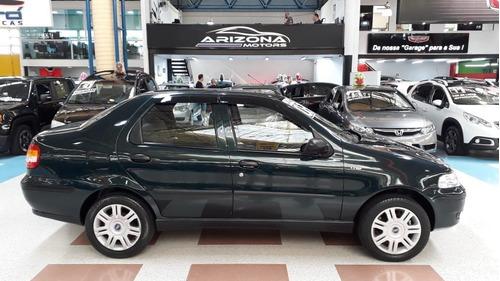 siena 1.3 fire elx gasolina 4p manual 2002/2002