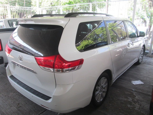 sienna limited impecable 2012