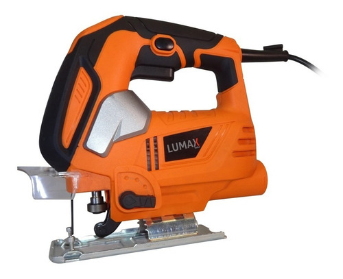 sierra caladora con laser 850w lumax línea premium zgs-627