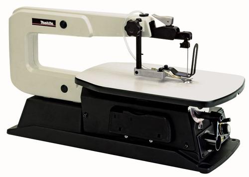 sierra caladora de banco 50w. 400-1,600 cpm 14.1kg. sj401