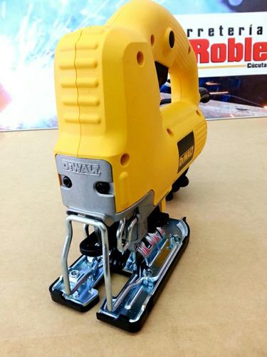 sierra caladora dewalt electrica dw341.b3 nuevo