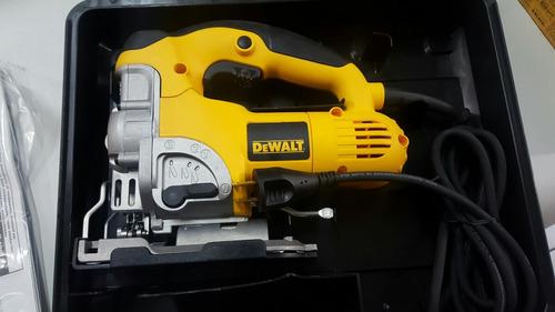 sierra caladora electrica dewalt dw331k